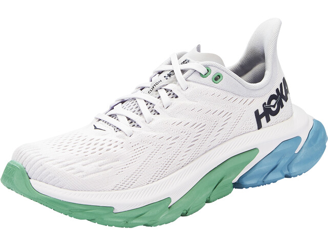 Hoka One One Clifton EDGE Zapatillas Running Mujer, blanco